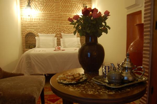Suite in Riad El Bacha