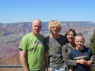 We made it to the Grand Canyon!