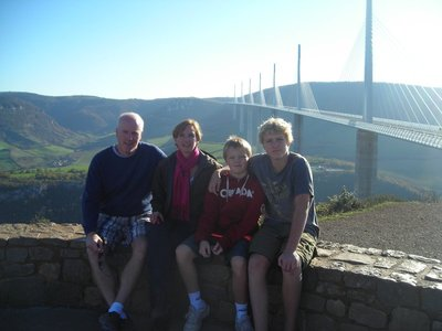 A Sunday adventure to the Viaduct de Millau