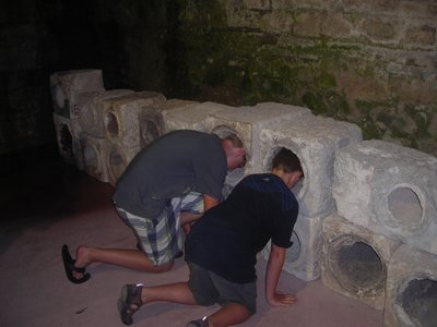 Diocletian&#39;s sewage system