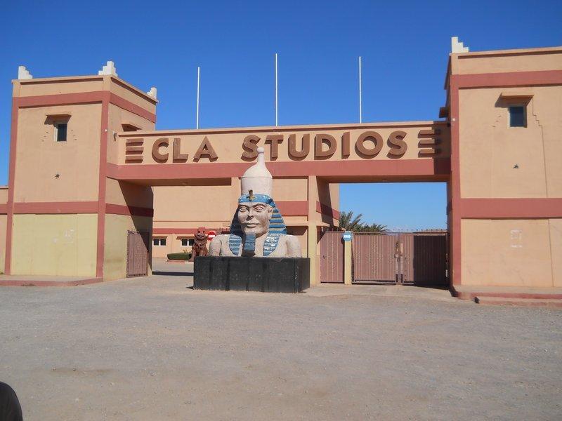CLA film studios