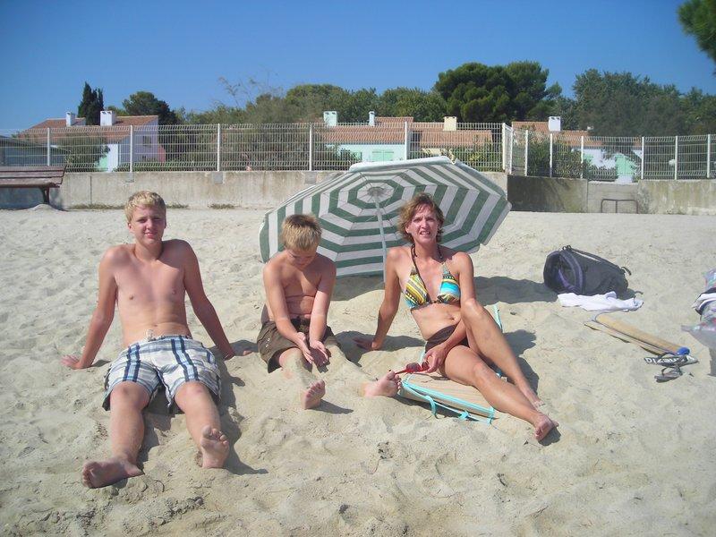 October 1 - Meze beach
