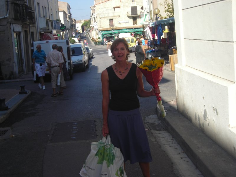 Market day in Meze
