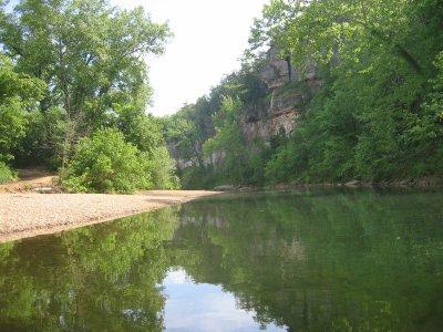 Buffalo River float 007