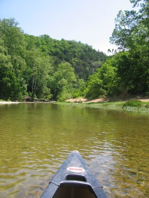 Buffalo River float 027