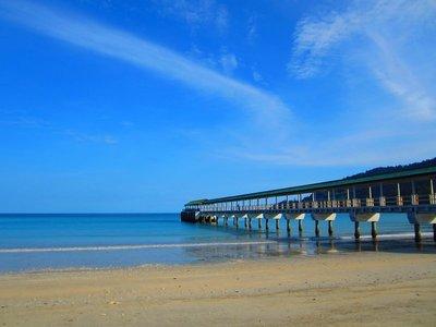 Pulau Tioman, Malaysie