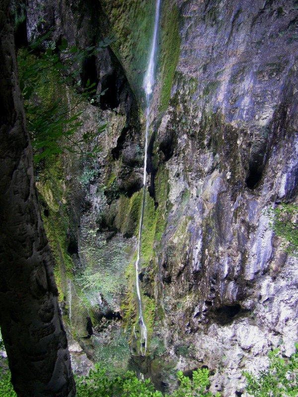 Slivodolsko padalo waterfall