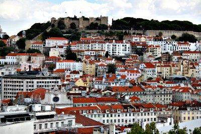 Lisboa - Castelo S. Jorge
