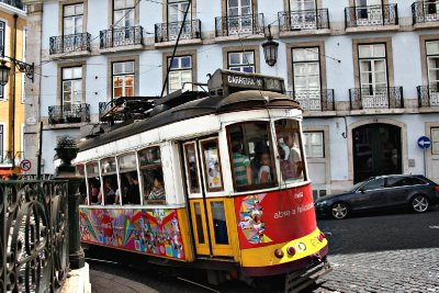 Lisboa - elétrico