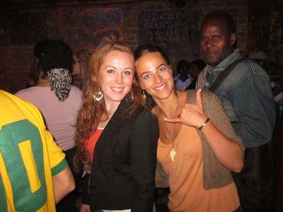 Oss  paa reggae club