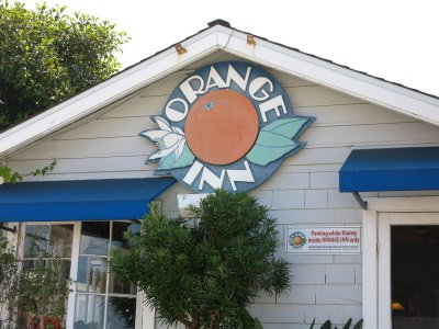 Orange Inn/frokost stedet vårt