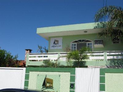 Hostelet vaart i Florianopolis
