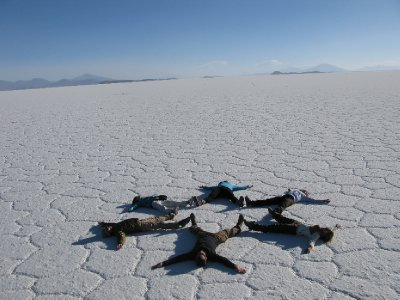 Salt Flat-fun