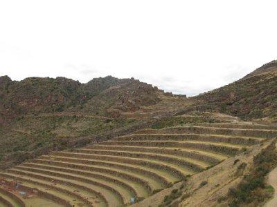 Incaruiner Pisaq, Peru (tror vi)