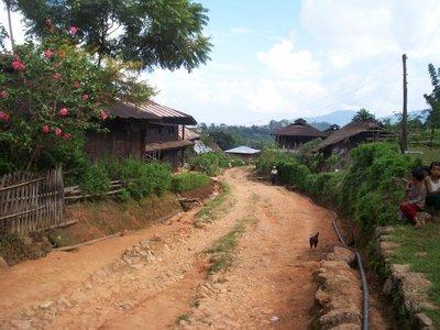 Road to Namhsan