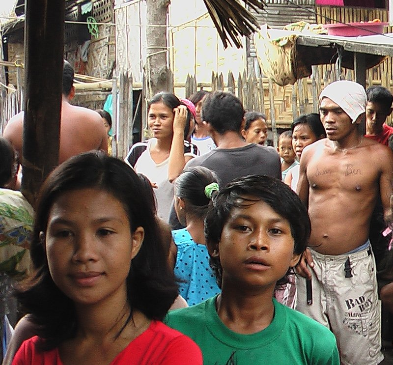 THE BADJAO PEOPLE