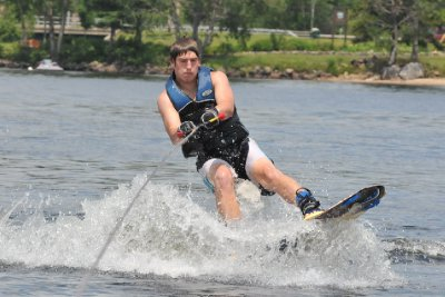 Griffin Jacob Wood Wakeboarding