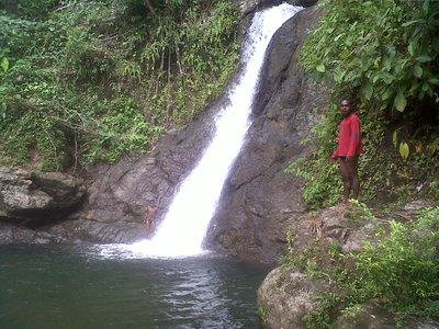 Wauwap Waterfall