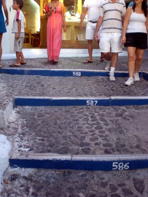 Yes...588 steps down (and up); are you ready??