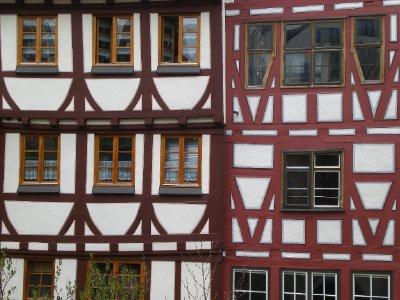 Houses in Ulm