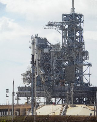 Launch Pad 39-A