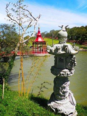 Buddha Eden Park in the Silver Coast