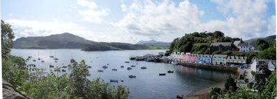 Portree and it's port