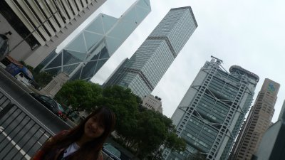 HK Big buildings