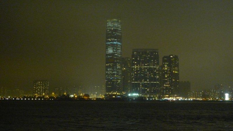 Lights out HK