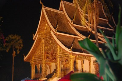 Luang Prabang by night