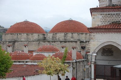 The renowned Cinci Hamam in Safranbolu, Turkey