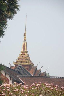 Skycapes in Luang Prabang