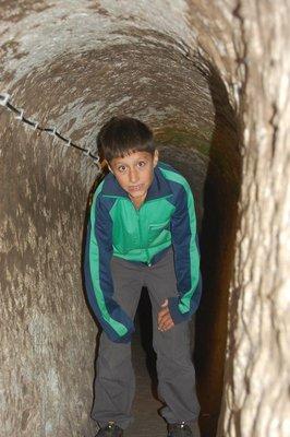 Manas in the underground city