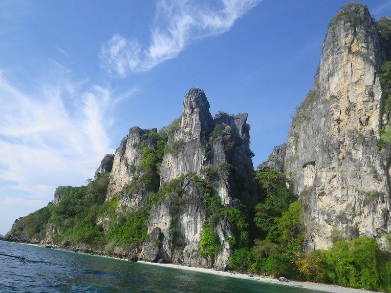 Mosquito island, Phi Phi
