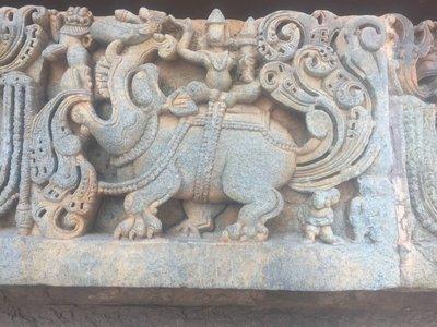 Halebeddu Engravings 2