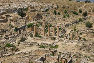 Roman City Of Cyrene, Libya
