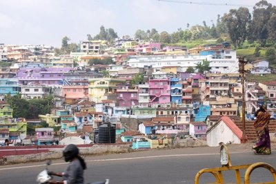 Coonoor - Home of the Tea Plantations