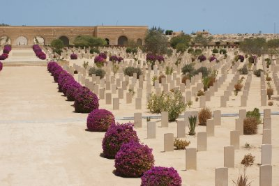 El Alamein War Memorial, A Sobering Sight