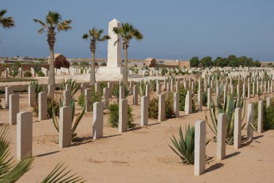 Tobruk War Memorial