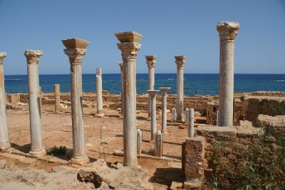 Appolonia, Libya