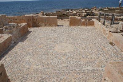 Mosaic, Sabratha, Libya
