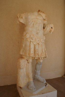 The Museum AT Sabratha
