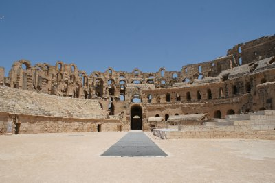 The AMphitheatre, El Djem