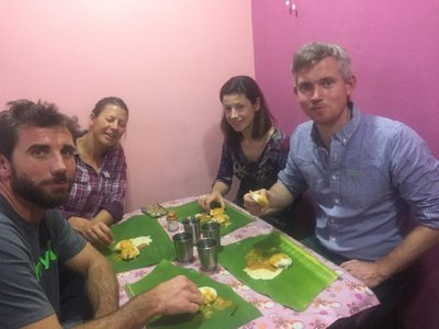 Dining Out in Coimbatore