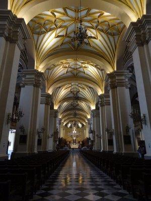 Cathédrale de Lima