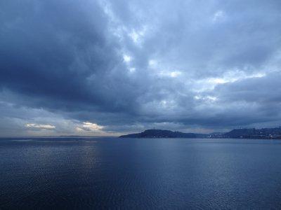 La baie de Puerto Montt