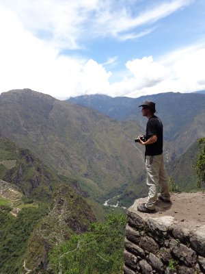 A la limite - Huayna picchu