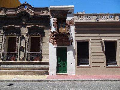 Architectures différentes - San Telmo