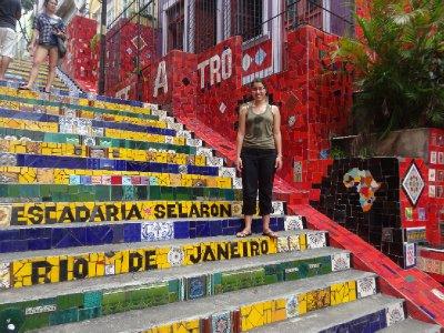 Escalera Selaron - Rio de Janeiro