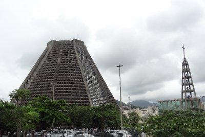 Cathédrale São Sebastião - Rio de Janeiro